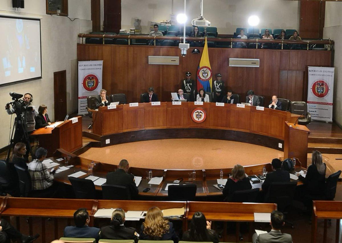 Tribunal colombiano se pronunciará contra compensación a contratistas