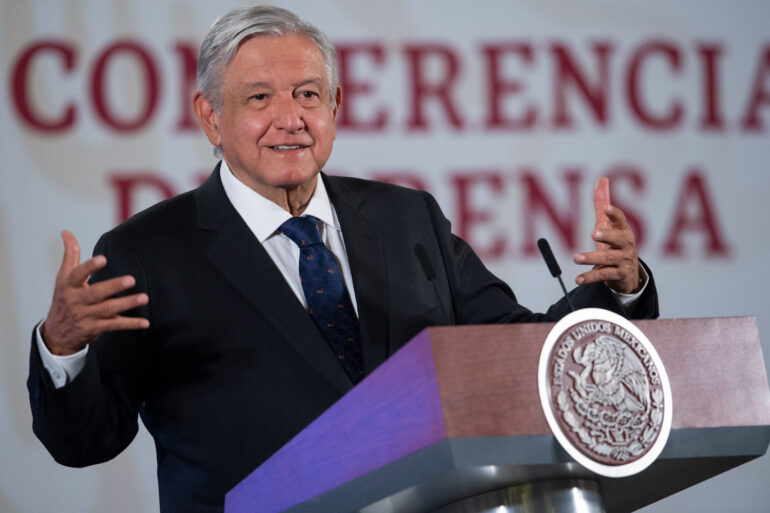 Mexico govt aims to resolve mining union dispute