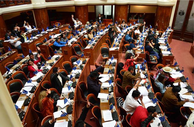 Congreso boliviano aprueba financiamiento hospitalario por US$570mn