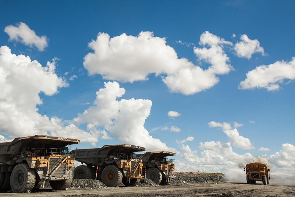 Las principales minas de oro afrontarán suerte dispar en 2021