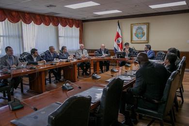 Nuevo gobierno de Costa Rica invertirá en infraestructura de Limón
