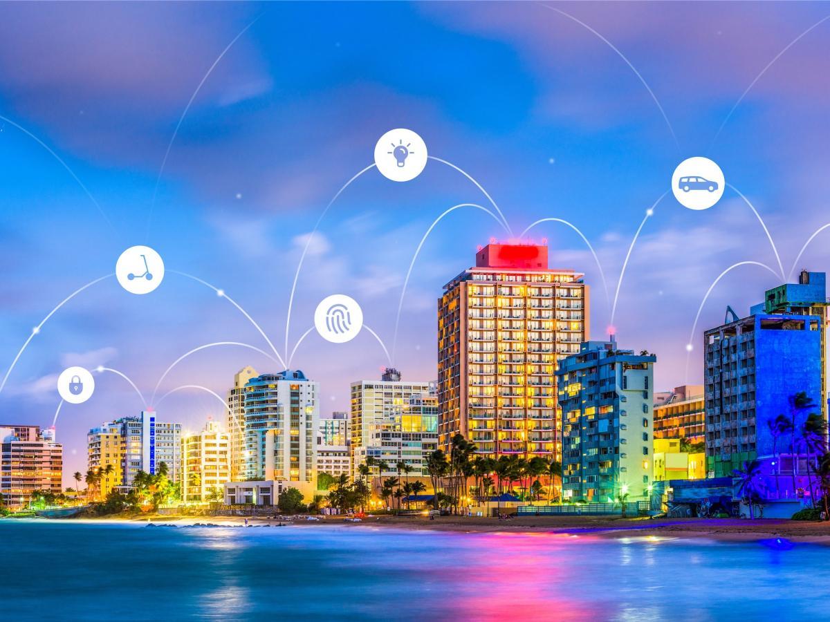 Everynet lanza la red IoT segura para digitalizar la infraestructura crítica de Puerto Rico