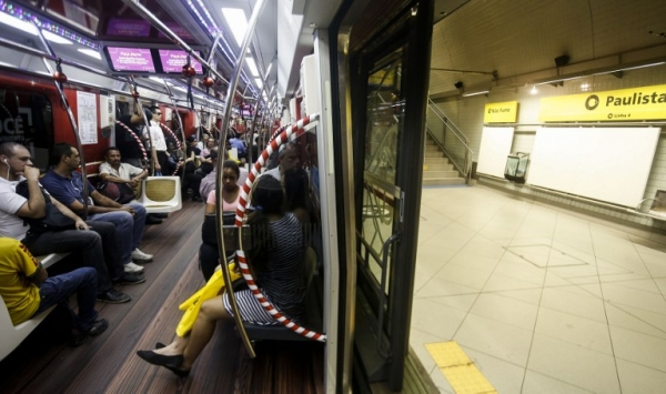 Brazil's subway, train operators call for urgent support