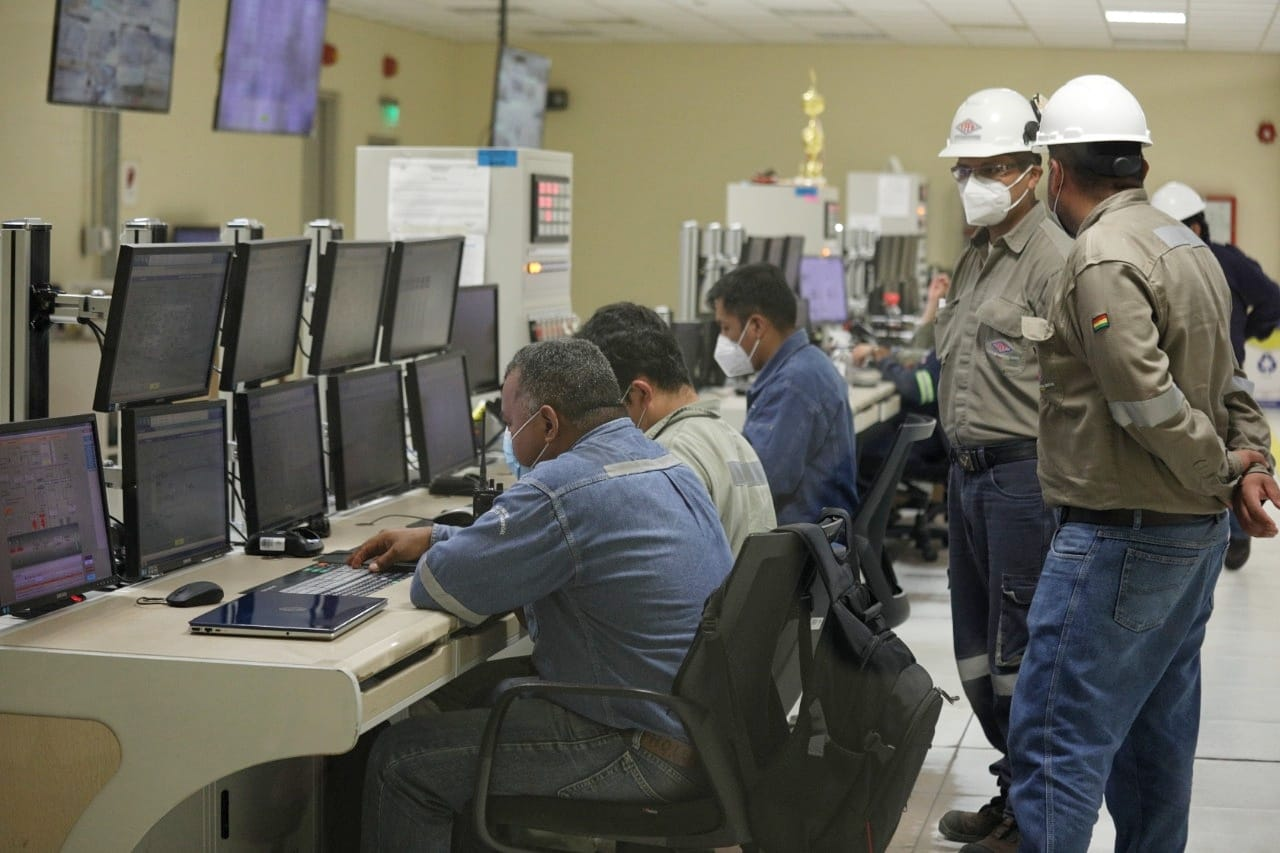Toyo and KBR Inc. will audit Bolivia's Ammonia and Urea Plant