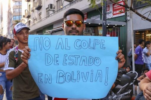 Resumen de noticias de crisis en Bolivia