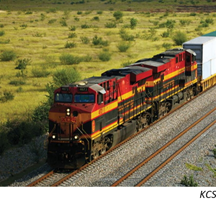 What's on rail operator KCSM's Mexico agenda?