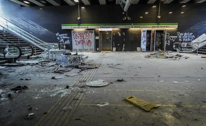 Metro de Santiago aprueba capitalización de US$217mn