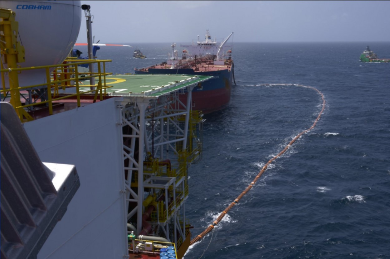 Guyana lifting first million barrels of profit oil