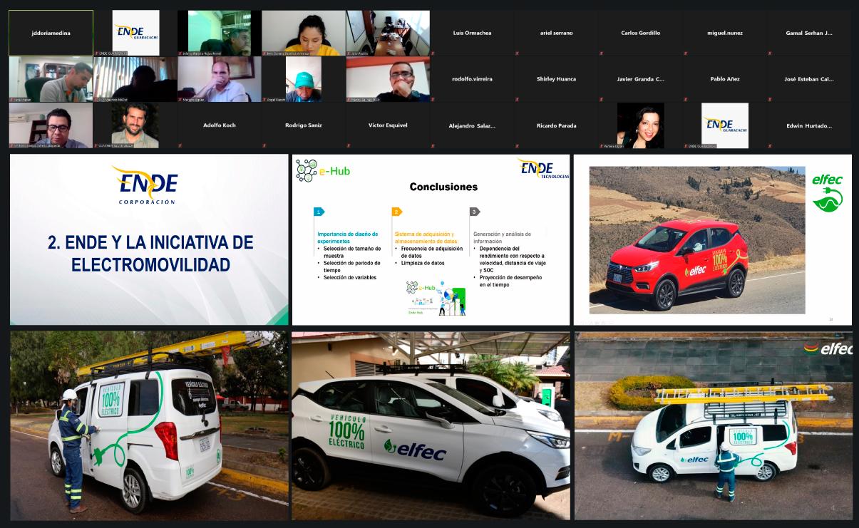 ENDE ventures into electromobility