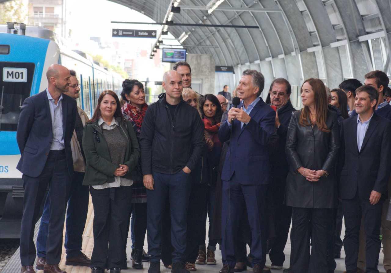 Buenos Aires inaugura viaducto ferroviario de US$130mn