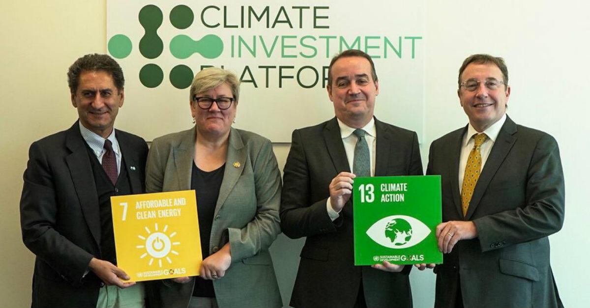 Plataforma de inversión climática apunta a aumento de flujo de capital para proyectos de energía limpia