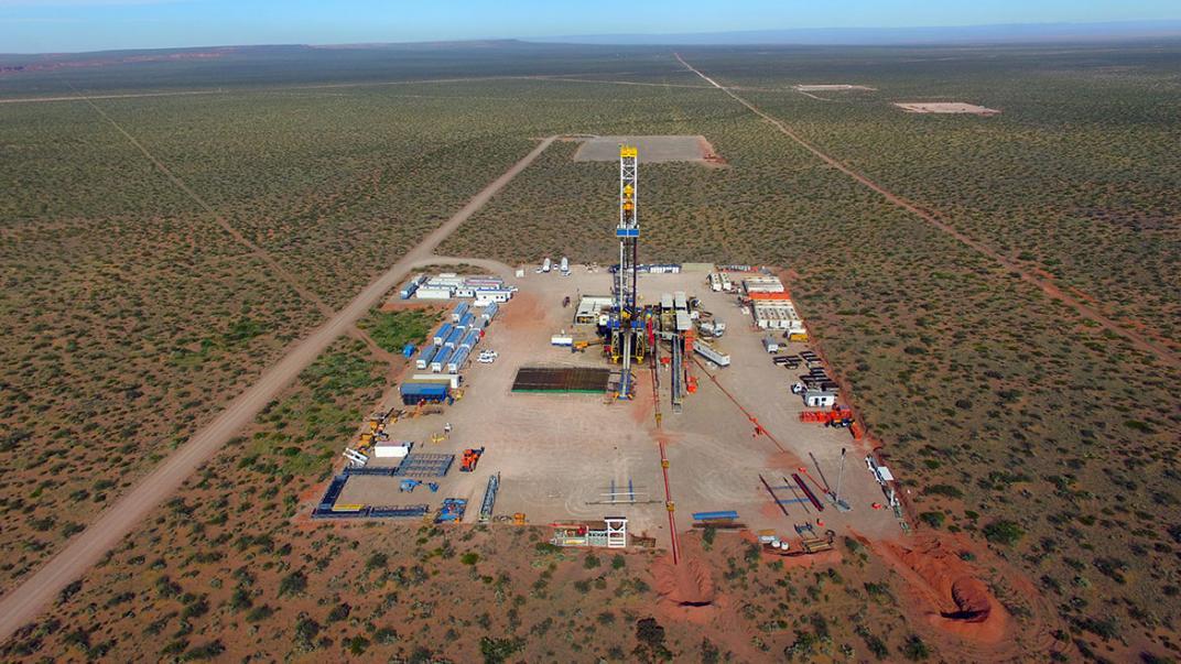 Actividad argentina en hidrocarburos se mantiene restringida