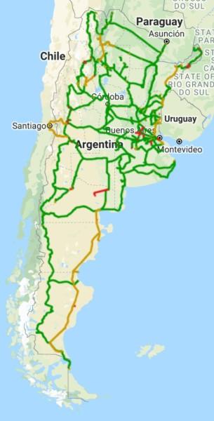Argentina firma acuerdo con Río Negro para integración a red troncal