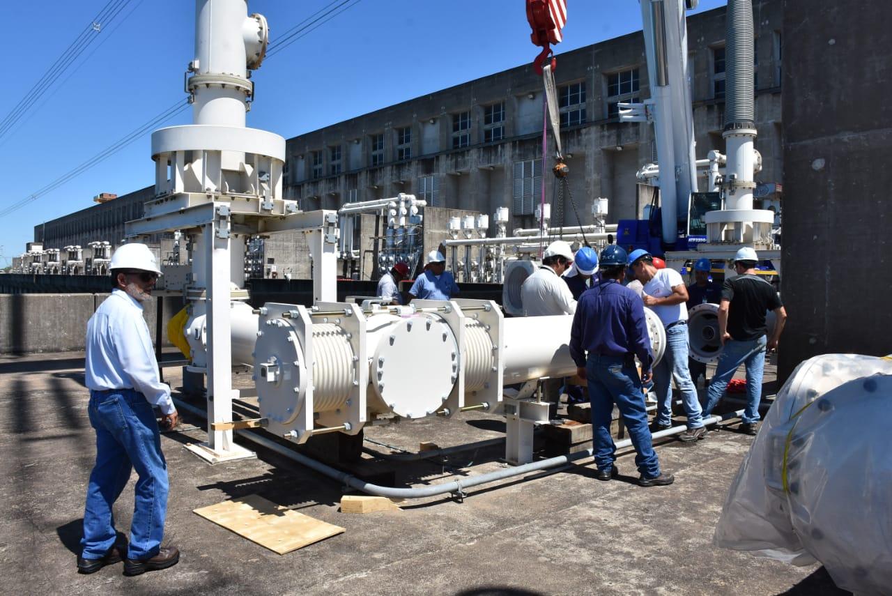 Paraguay prepara proyecto de transmisión de 500kV