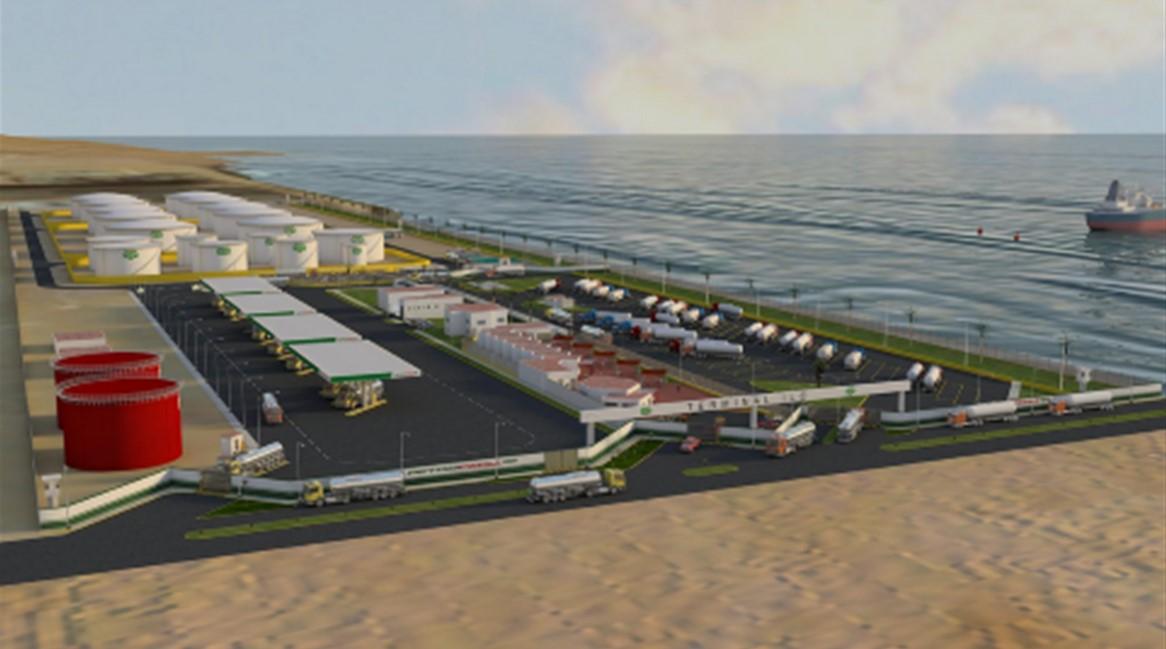 Perú prepara convocatoria para completar terminal de combustible
