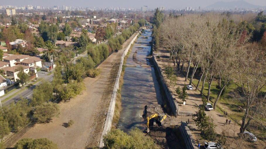 Chile creates US$100mn flood control works program