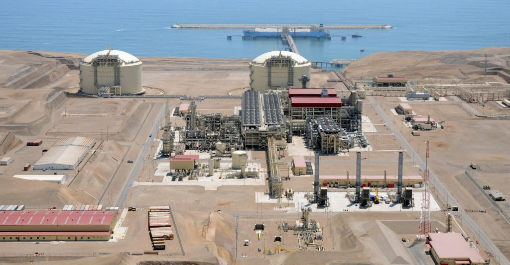 Peru hydrocarbons watch: LNG shipments, refinery call