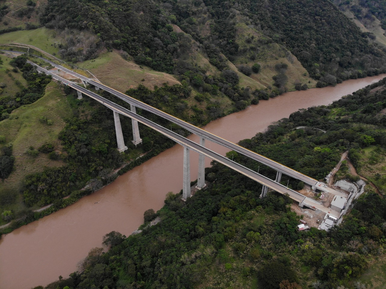 Colombia nearing completion of the Pacífico 2 highway