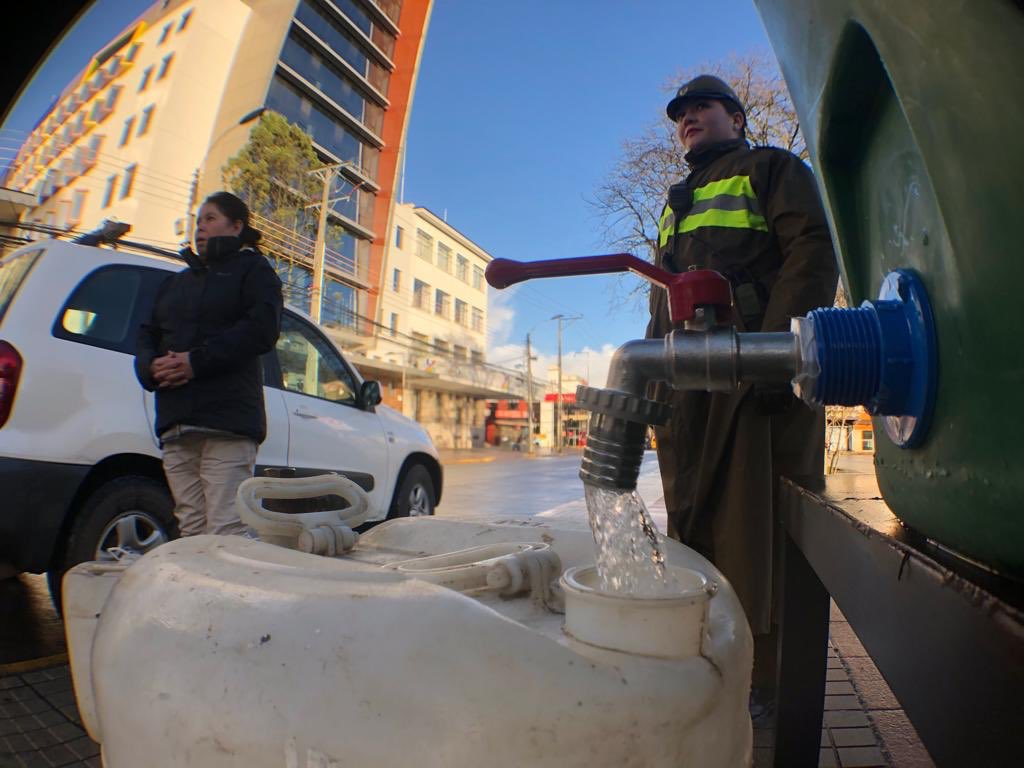 Chilean water utility under fire after latest pollution problems