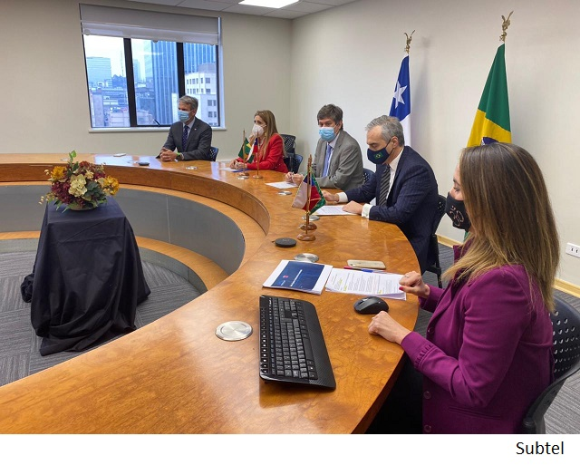 Sudamérica acoge proyecto de cable transpacífico de Chile