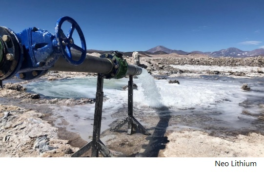 Spotlight: Neo Lithium's US$319mn 3Q lithium project