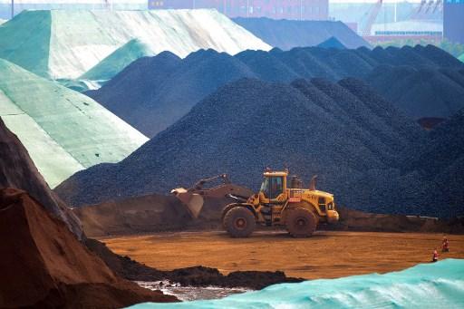 ¿Los despachos marítimos de mineral de hierro son inmunes a la guerra comercial?