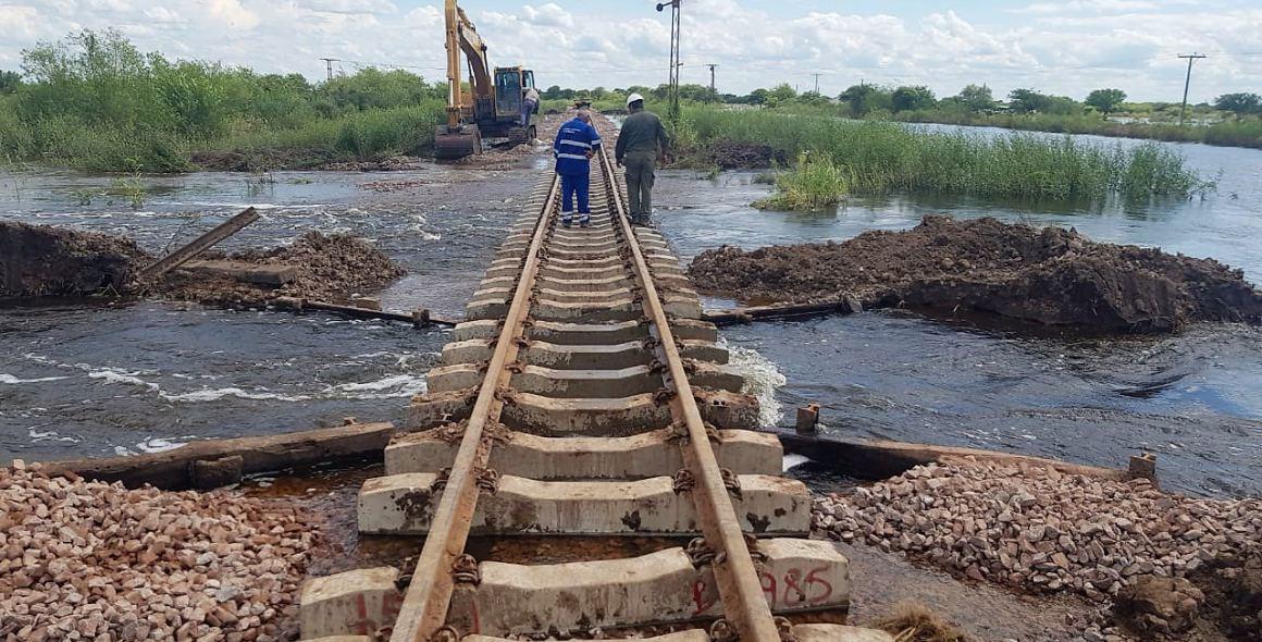 Argentina financiará obras de control de inundaciones