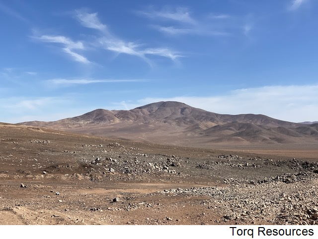 Torq Resources to acquire Chilean project