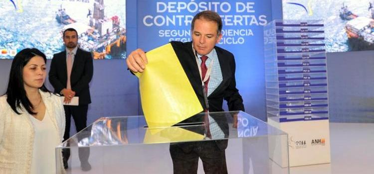 Colombia counter-bidding hearing concludes in the second oil auction cycle of 2019