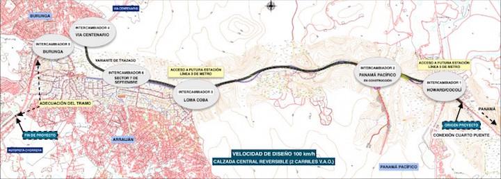 Initial works begin on Panama\'s Pan-American highway ...