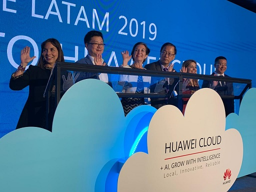 Huawei activates Chile datacenter as LatAm cloud competition soars