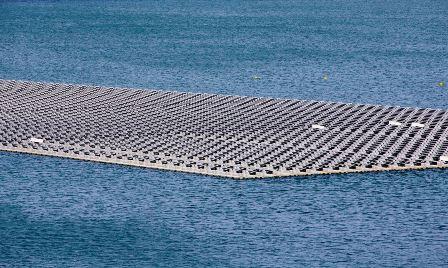 Brasileña Emae busca socios para proyectos fotovoltaicos flotantes