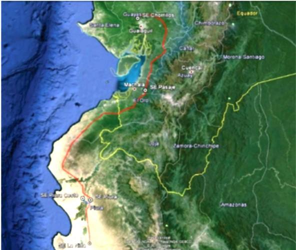 Ecuador-Peru interconnection enters financing pipeline