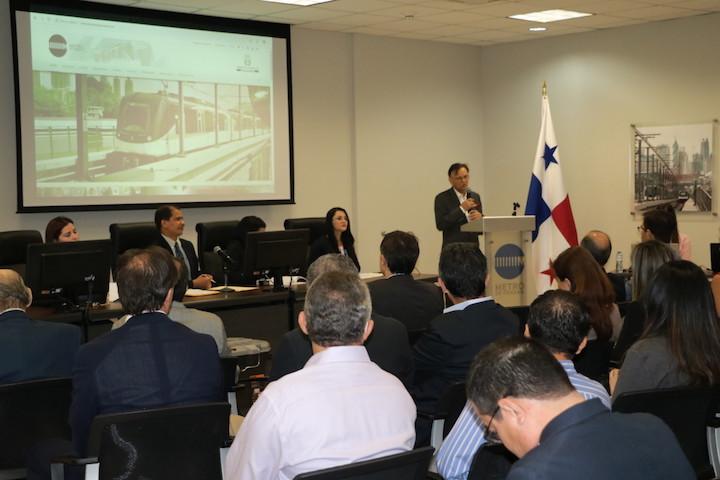 Odebrecht y FCC se adjudican contrato de metro en Ciudad de Panamá