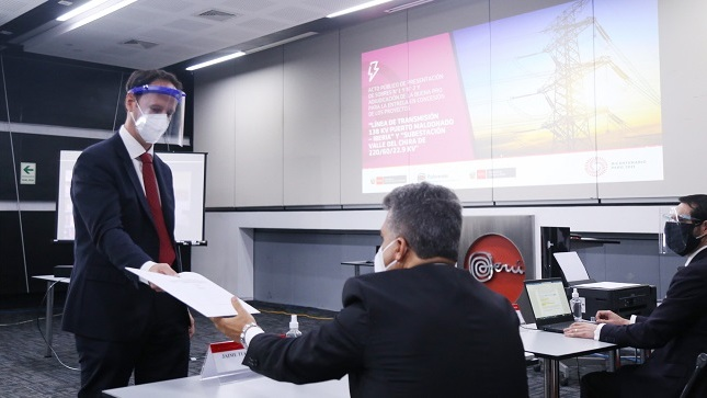 PROINVERSIÓN awards Puerto Maldonado - Iberia Transmission Line and Valle del Chira Substation