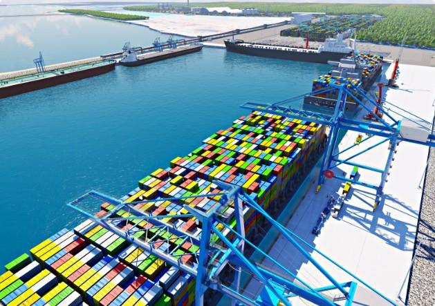 Arranca desarrollo de nuevo complejo portuario de US$335mn en Espírito Santo