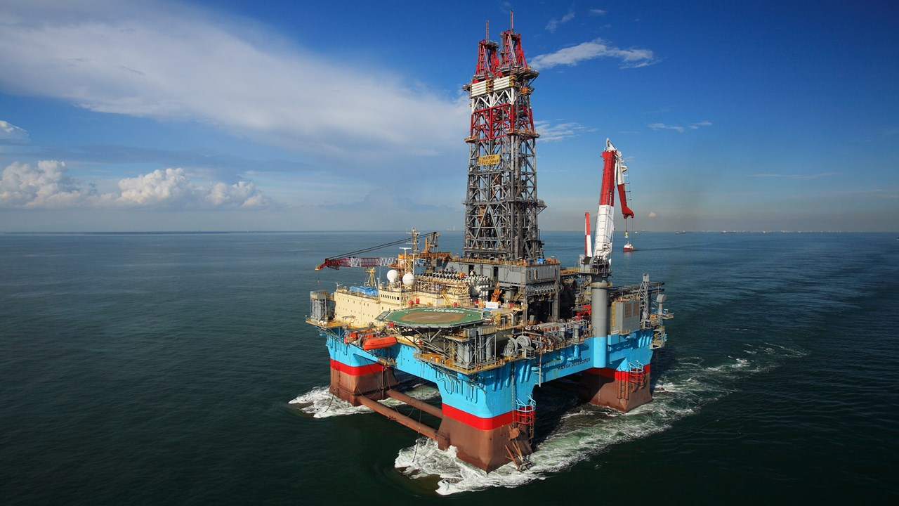 Maersk Drilling awarded two-well contract for Mærsk Developer offshore Trinidad