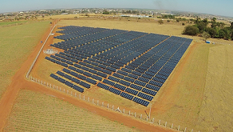 American Tower activates solar plant to supply Brazil fiber grid