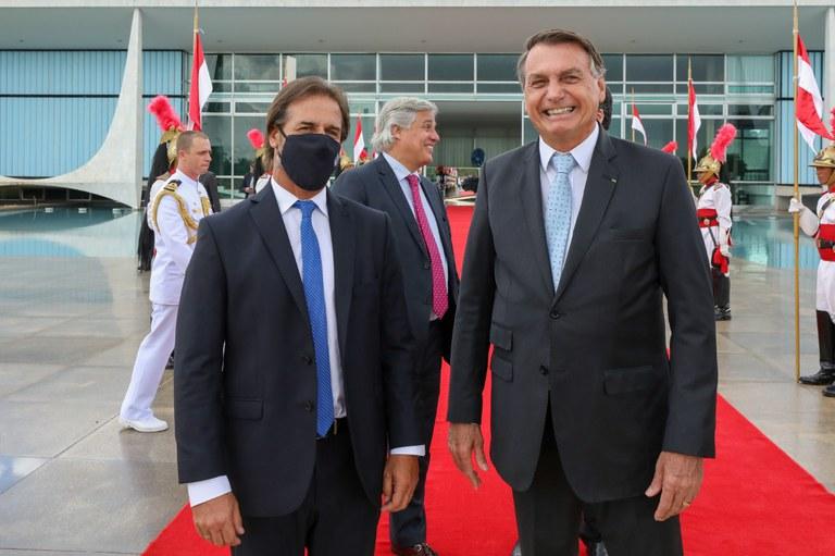 Brasil y Uruguay analizan proyectos conjuntos de infraestructura