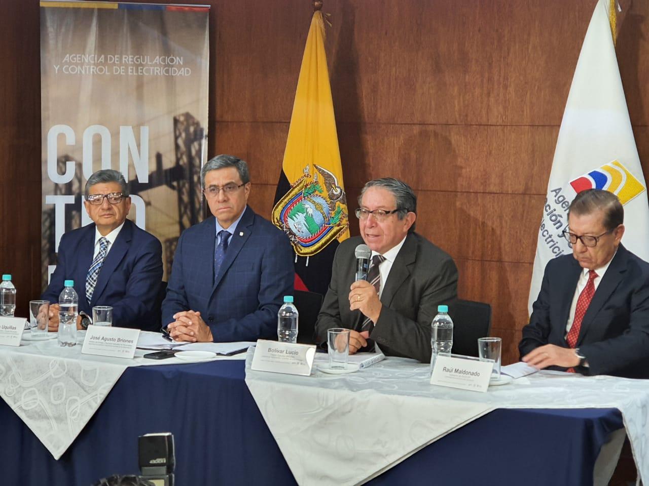 Ecuador subastará concesión de hidroeléctrica Sopladora el 2S