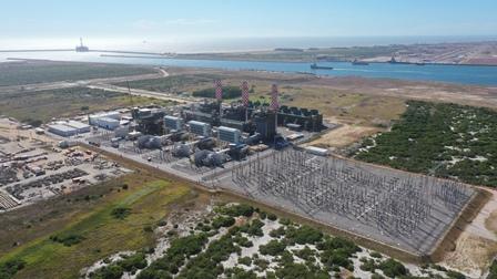 Segunda mayor termoeléctrica de Brasil entra en servicio