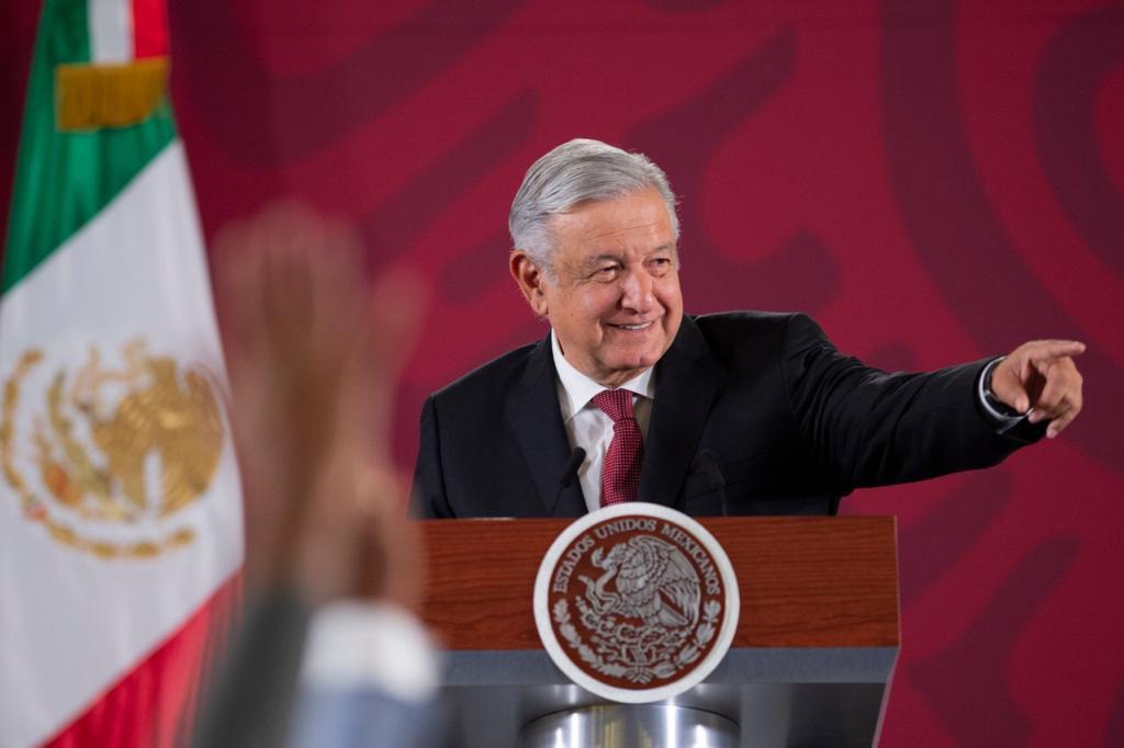 Partido de AMLO llega a elecciones intermedias de México con amplio respaldo