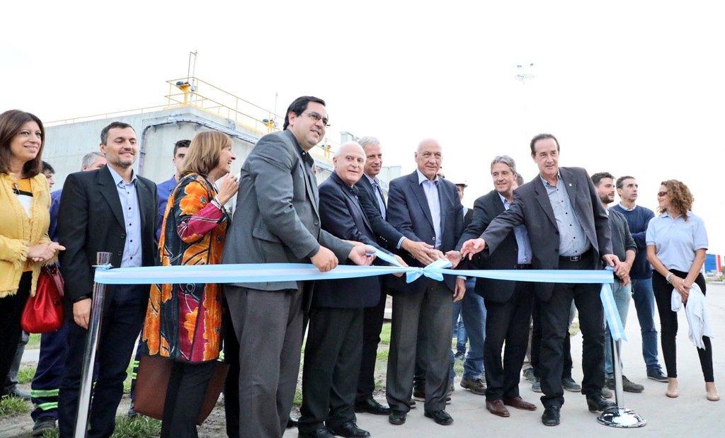 Provincia argentina termina construcción de acueducto
