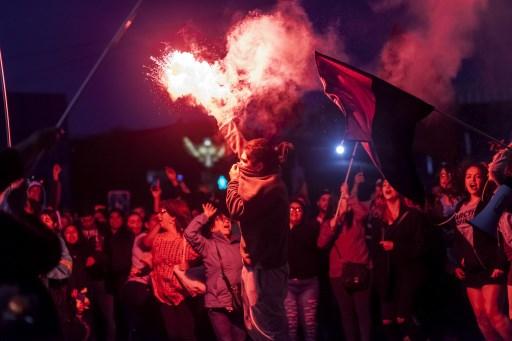 Siete muertos en una nueva jornada de protestas y saqueos en Chile