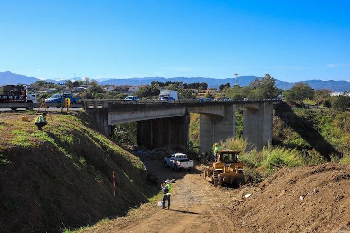 Costa Rica begins construction of Virilla bridge