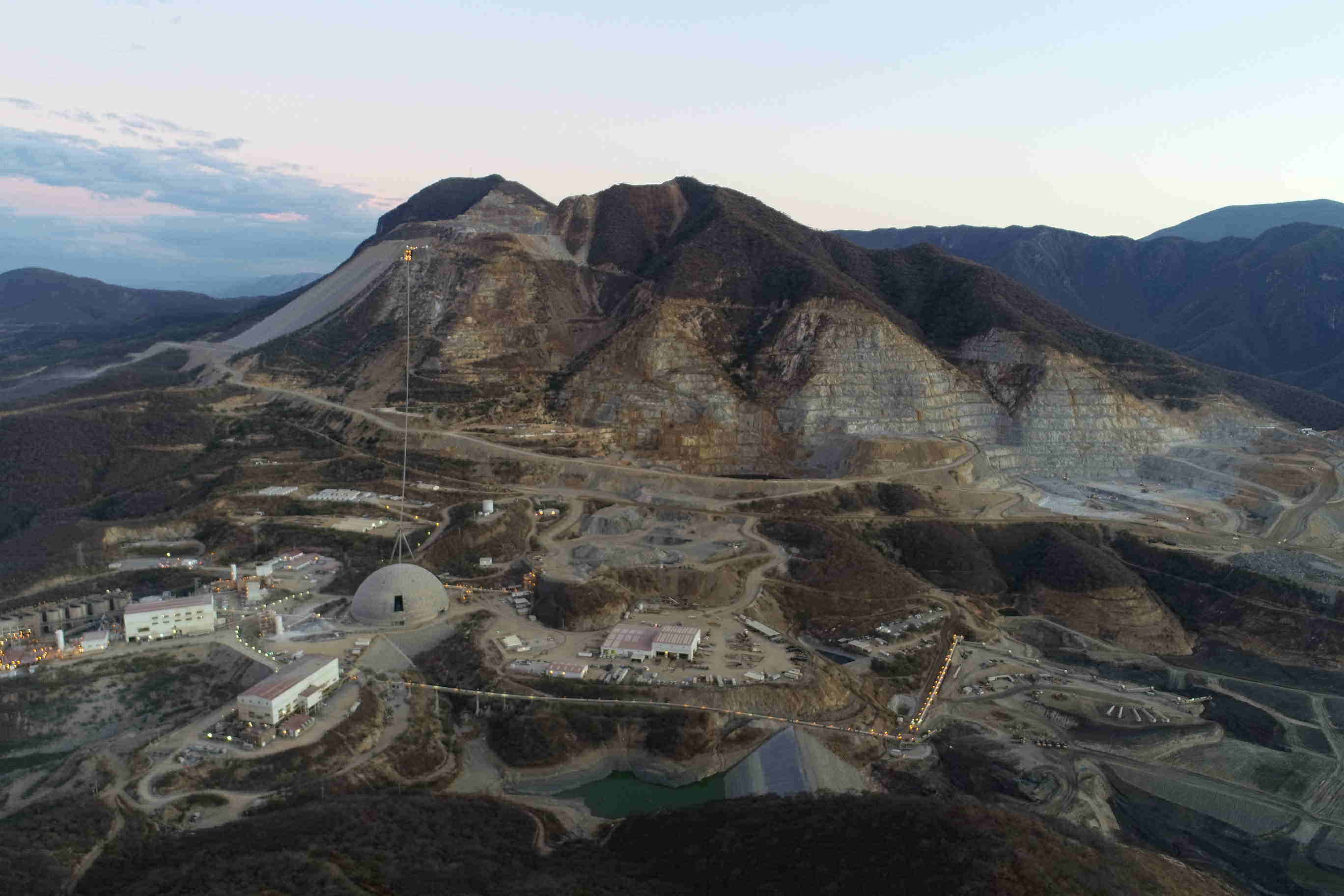 Top gold producers in Mexico see output soar in challenging Q2