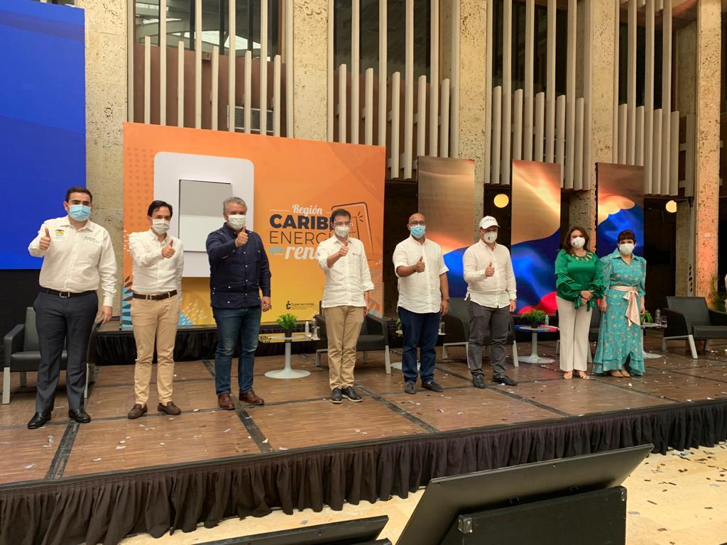 Colombia dio la bienvenida a Afinia