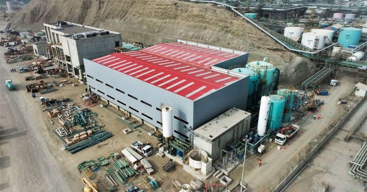 Empresas con experiencia internacional gestionarán operación y mantenimiento de Unidades Auxiliares de Nueva Refinería Talara