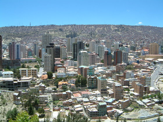Bolivia increases infra investment in La Paz