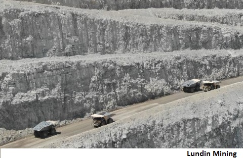 Bajo la lupa: Expansión de mina de cobre Candelaria de Lundin